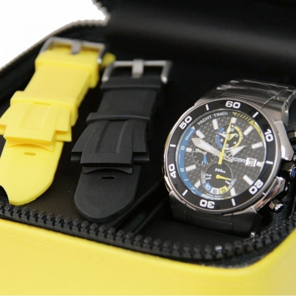 97542ae7c15 Relógio Cronógrafo Seatech Titanium - Orient - Feira dos Importados ...