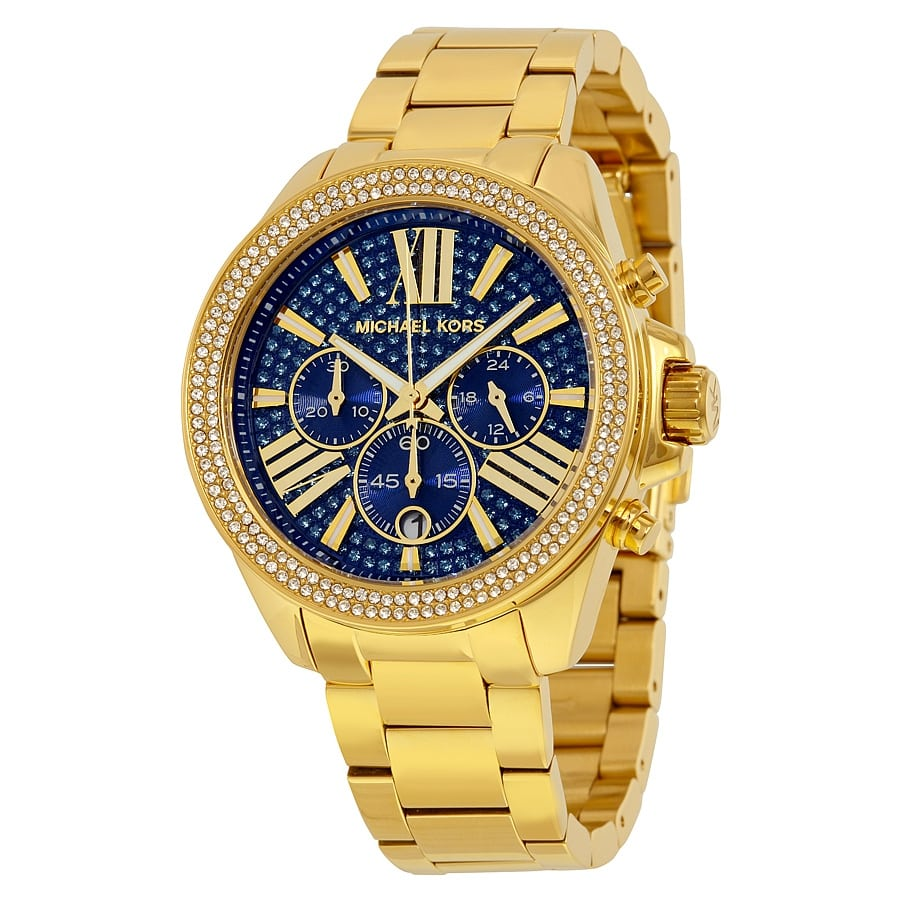 3cad2951bb9 Relógio Michael Kors Azul - Feira dos Importados de Brasília - Sia - A Loja  Virtual