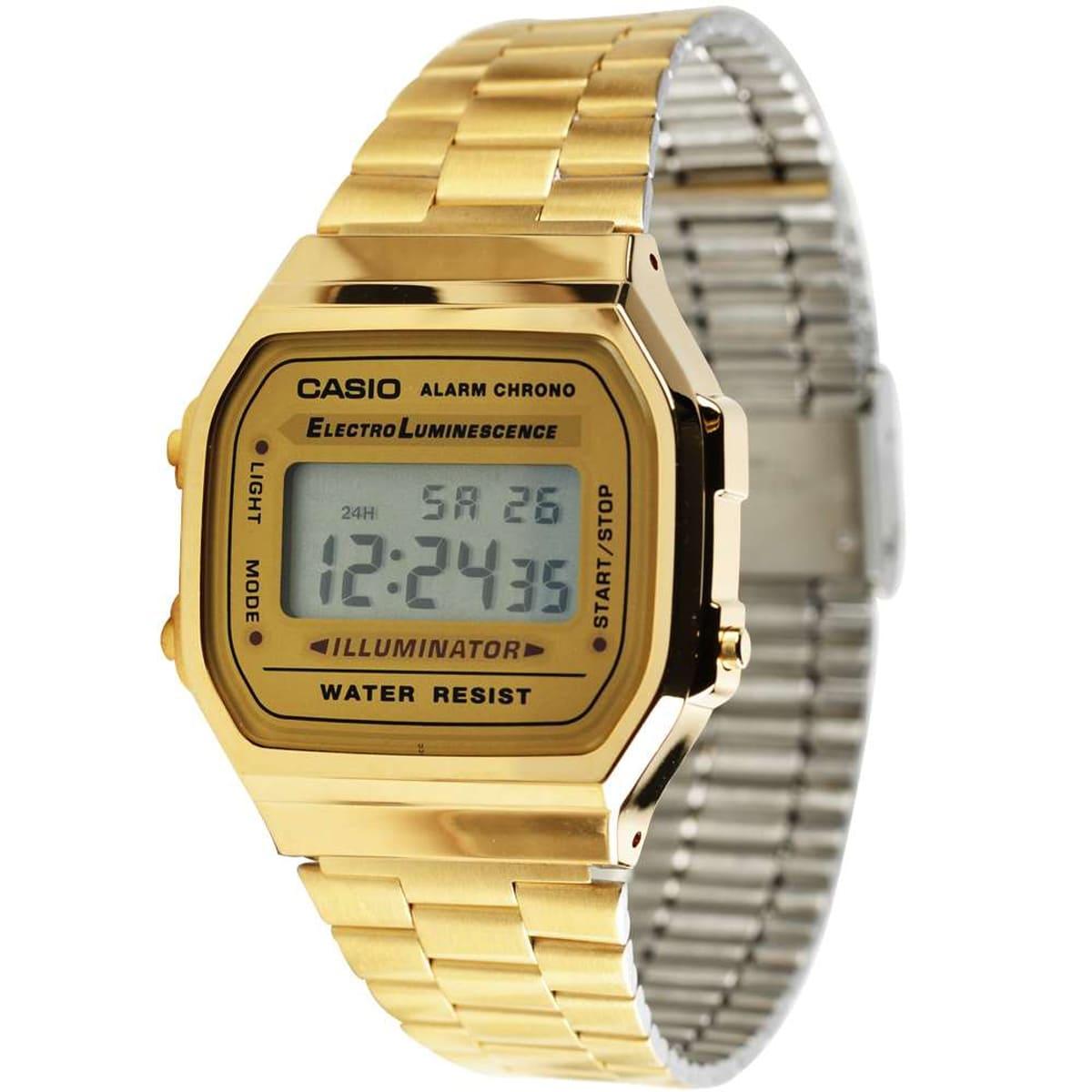 0d6b900d3aa Relógio Casio A168WG