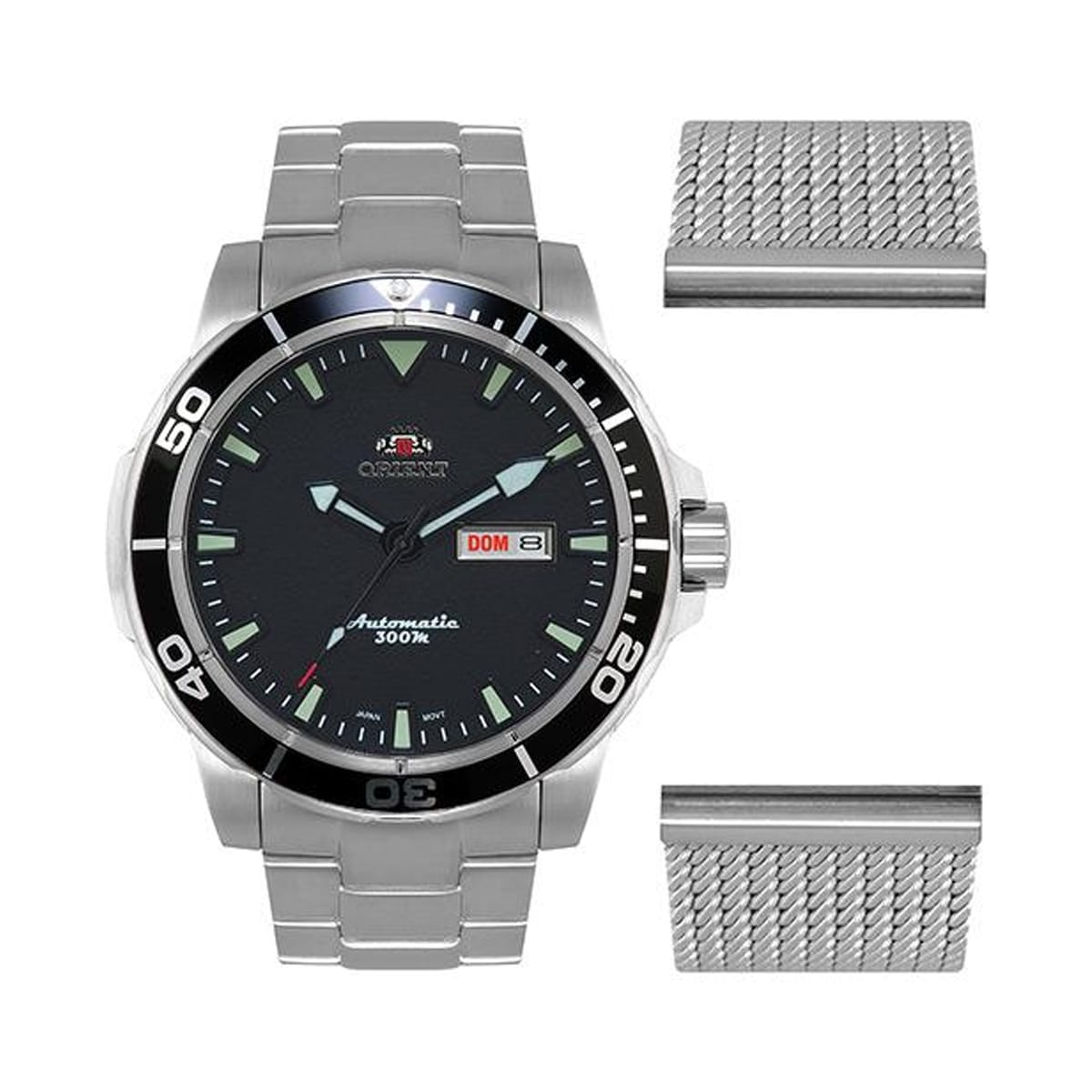 f53a646b1c1 Relógio Masculino - Orient - Feira dos Importados de Brasília - Sia - A  Loja Virtual