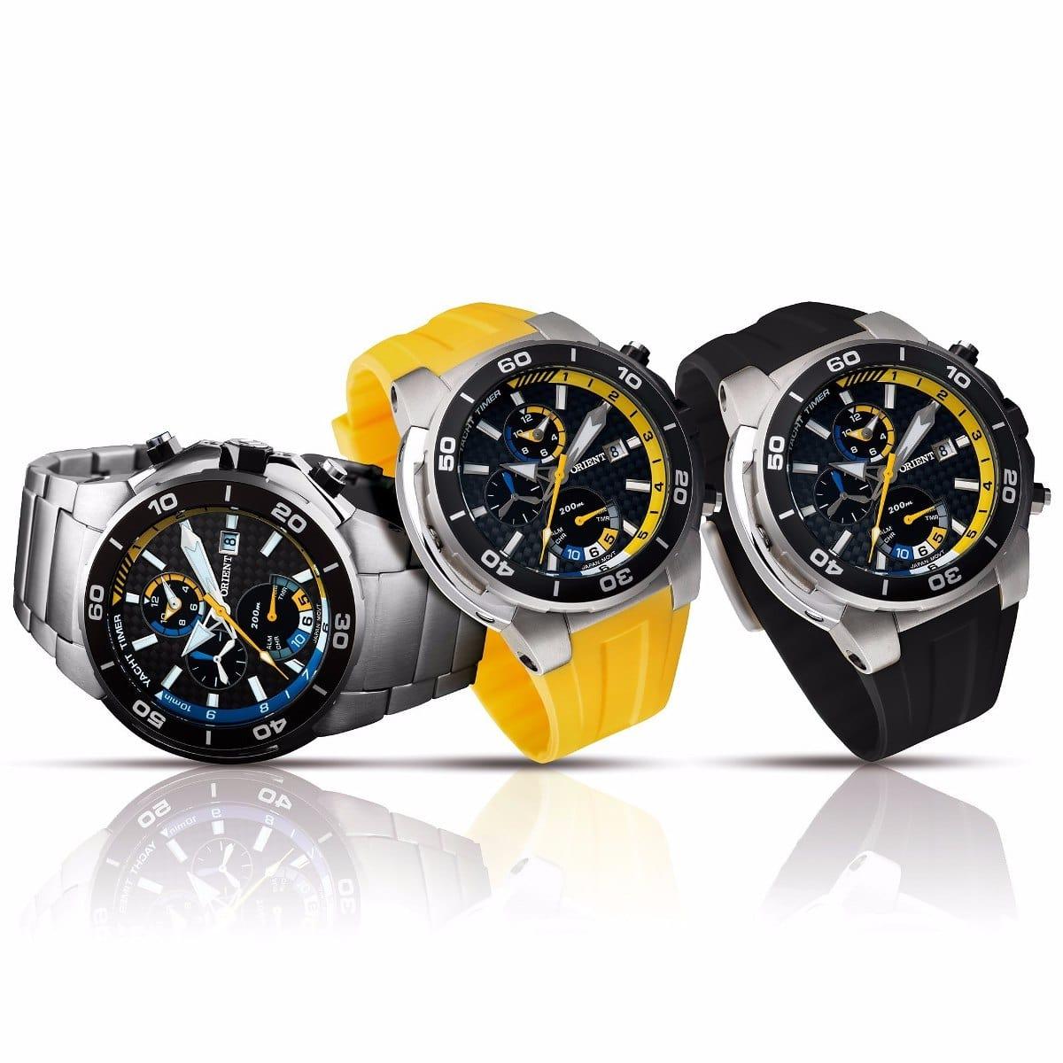 aff012914a6 Relógio Cronógrafo Seatech Titanium - Orient - Feira dos Importados ...