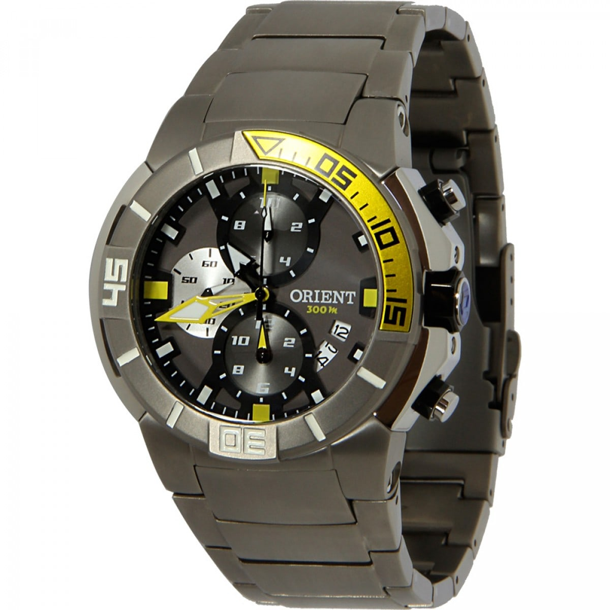 7ac887e2360 Relógio Sea Tech Titanium -Orient - Feira dos Importados de Brasília ...