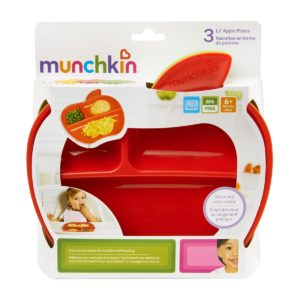 kit de pratos infantIL coloridos