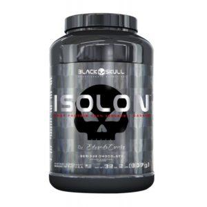 isolon black scull