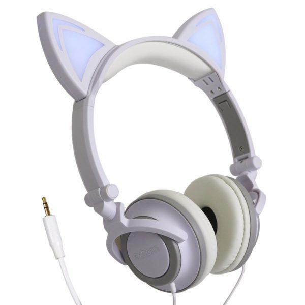 Headphone Orelhas de Gato
