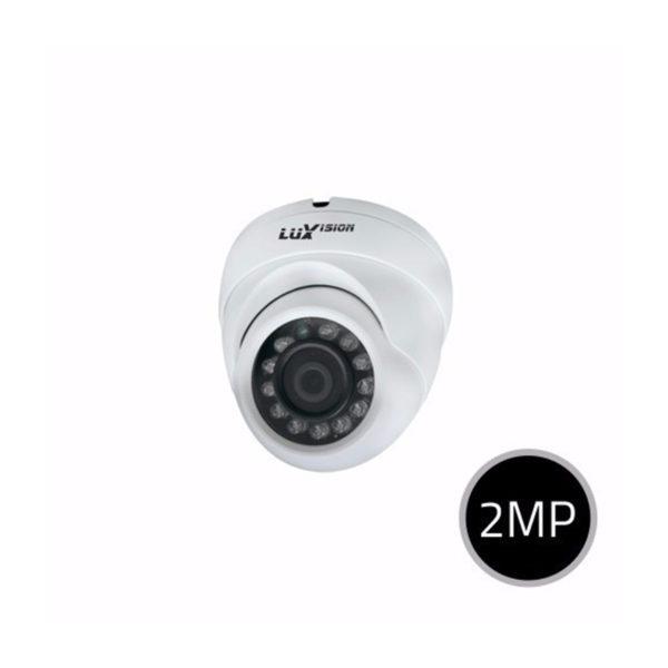 câmera dome luxvision
