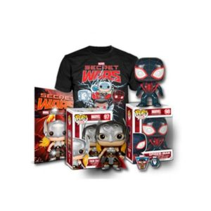 box funko pop marvel
