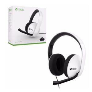 headset xbox one branco