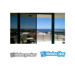 window blue e premium