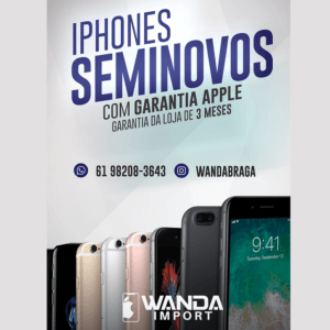 Iphones-Seminovos