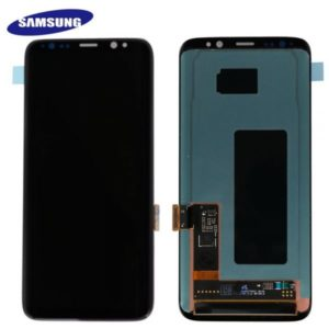 original-58-lcd-for-samsung-galaxy-s8-display-s8-plus-g950-g950f-g955-g955f-touch-screen-digitizer-assembly-with-frame